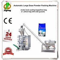 Full Automatic Side Gusset Bag Powder Packing Machine