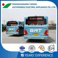 32dot matrix Bus rear led moving message display board for advertisement,newspeak,taking job applications and so on