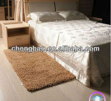 Chenille bedroom rug