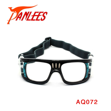 Panlees Protective Sports Prescription PC Basketball Soccer Football CE Anti Impact Myopia Safety Goggle Glasses Eyewear