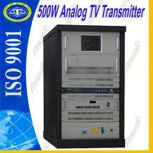 500W High reliability LCD panel satellite tv transmitter decoder satellite tv A2