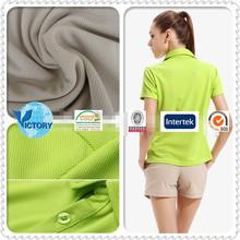 100% Polyester Mesh Football Jersey Fabric for T Shirts,Sportswear,Garment,etc