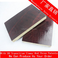13mm wholesale hot commercial pine plywood for construction material 10 using times