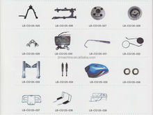 OEM high quality parts of a rear wheel motorcycle for sale