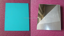 Cheap decorative plastic mirror sheet