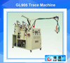 High Efficient Sock Pand and Ball Trace Polyurethane Making Machine