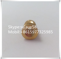 Factoty manufacture in China threaded round nuts