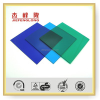PC Solid Sheet Polycarbonate Sheet Building Material Pastic SHEET