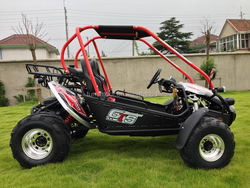 150cc off road electronic 4x4 go kart for sale with chery engine