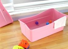 safe free standing bath tub kids plastic bathtub