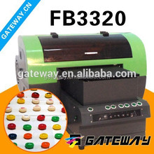 Candy/marshmallows/fondant/choclate beans edible Food printer