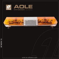 aluminum housing led light bar 240w for ambulance