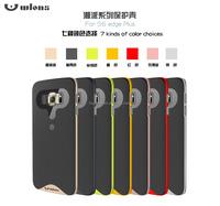smart mirror leather flip case for samsung galaxyS6 edge plus