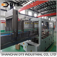 Automatic wraparound machine for downsteam packing line