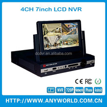 8CH 1080P IP Camera NVR For Surveillance Use