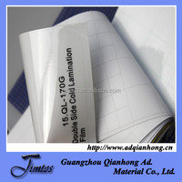pvc a4 size laminating film for advertising