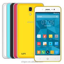 "Original ZOPO Color C ZP330 4G FDD LTE Mobile Phone Android 5.1 1G RAM 8G ROM MTK6735 Quad Core 4.5"" 5MP GPS OTG Dual SIM"