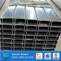 specifications of galvanized C purlin steel profile c channel