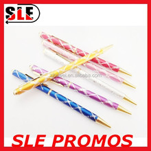 Factory Price Business Promotional Metal Pen, Stainless Steel Present Ball Point Pen