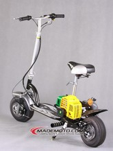 2015 new 49cc EEC and COC GAS scooter with best design