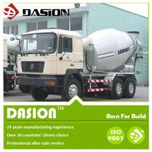 Hot vente! Haute capacité bon prix bétonnière camion