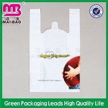 full experience workers high quality tshirt plastic bags with bio