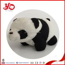 Vivid Custom panda plush toys, cute stuffed plush panda toy, panda plush toy