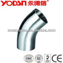 Sanitary s s pipe fittings