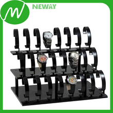 Plastic Material Watch Display