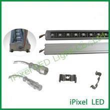 CE RoHS 60pcs Addressable digital dmx led bar
