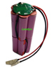 4S3P rechargeable 14.8v 18650 Li-ion Battery Pack for power tools