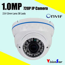 Cheap 1mp ip camera with wifi function 720p support network 36pcs leds day night vision zoom spy mini cctv camera for home
