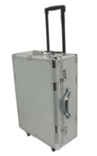 2015 Newest Aluminum Frame Luggage Case / High Quality Aluminum Suitcase For Wholesale KL-TC132