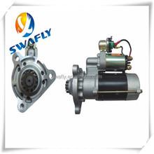 S14-102 1229940-27010 4TNE94 Starter Motor For Excavator 9T 12V 3.2KW