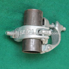 EN74 Drop Forged Right Angle Coupler/ Fixed Coupler