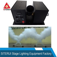 hot sell professional stage dmx 150W CO2 swing column fog machine