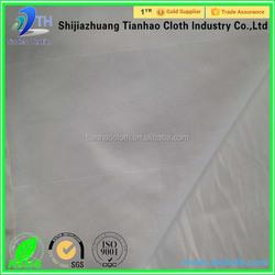 100 cotton fabric 106 inch white satin stripe fabric bedding fabric wholesale