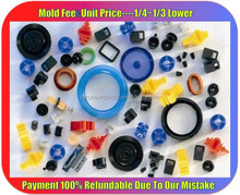 Molded Silicone Rubber / Silicone Component / Silicone Rubber Manufacturer