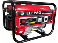hot sale 2.8kW honda engine, EC3800 home use portable gasoline elepaq generator