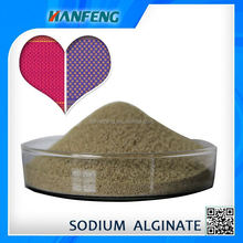 Alibaba Trade Assurance Sodium Alginate As High Quality Dyeing Chemical