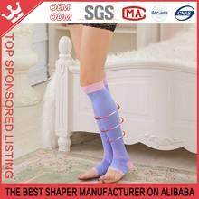 Sleep foot socks knee stockings varicose beam legs socksW108