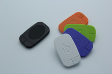Keychain style Universal Qi Wireless Charger Receiver for Samsung HTC LG Android Mobile Phone