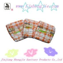 Fornitore popolare pannolino sweety, morbido di alta qualità balle pannolino rottami, giapponese bambino pannolini copre