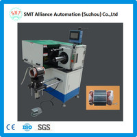 Induction Motor Lacing Machine With One Side SMT Alliance