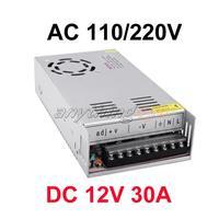 Трансформатор освещения 12V 30A 360W 20361