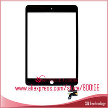 Tablet for iPad Mini 3 Touch Screen +IC Connector black