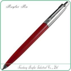 2015 click Medium Point stainless steel metal parker ink refill pen