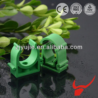 line plastic pipe ppr fitting a type clamp