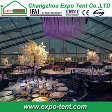 Transparent wedding tent for 2008 Olympic Games