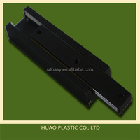 Price of green guide rail uhmwpe shaped pieces,UHMWPE Sheet